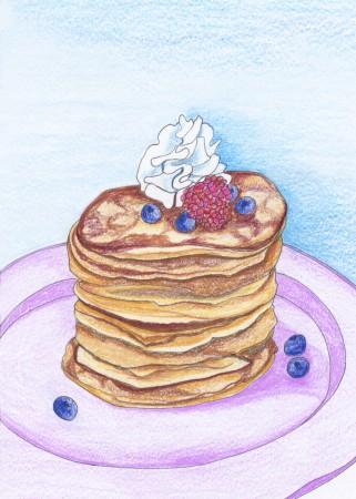 Stack O' Pancakes Image