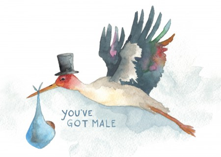 You've Got Male Image