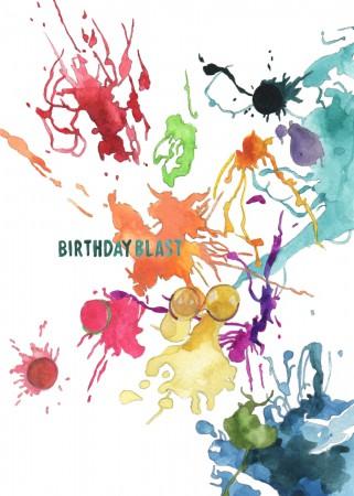Birthday Blast Image
