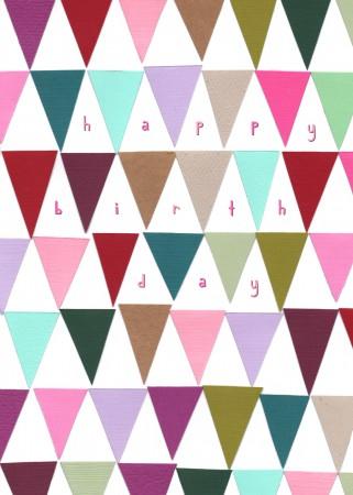 Geometric Flags Image
