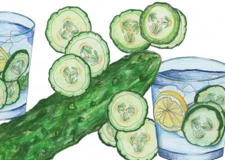 Cucumber Medley Image