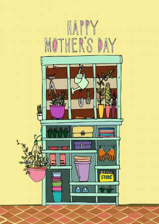 Gardening Mother's Day Image