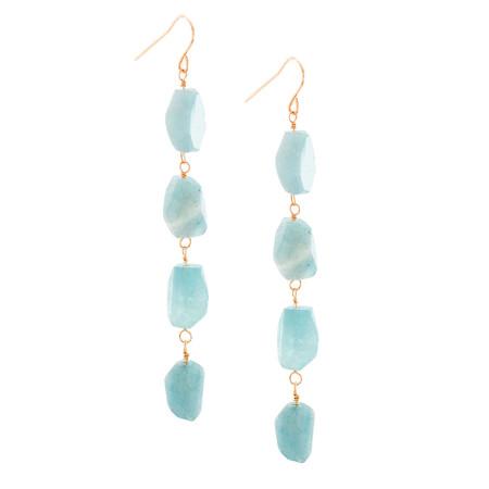 Blue Beryl Drop Image