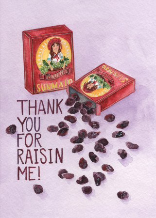 Raisin me Image
